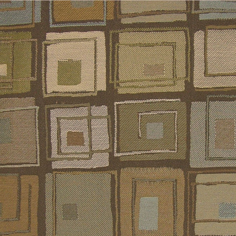 Momentum Upholstery Fabric Colorful Geometric Quad Breeze Toto Fabrics