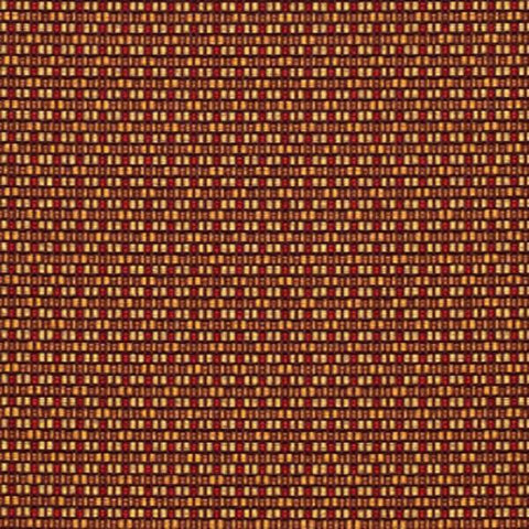 Momentum Textiles Upholstery Fabric Small Check Design Redux Spice Toto Fabrics