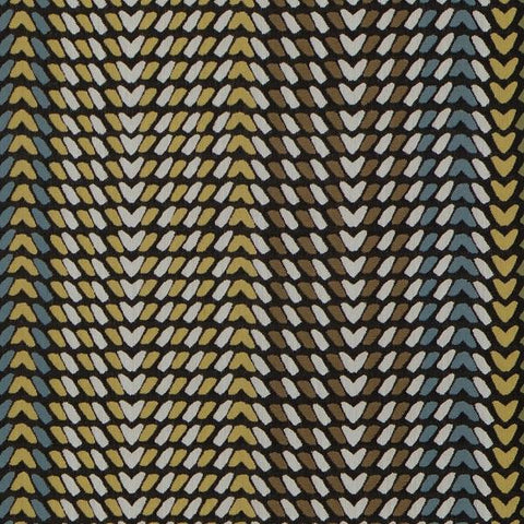 Maharam Reef Kelp Yellow Upholstery Fabric 466332 006