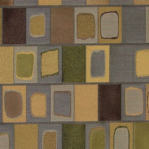 Upholstery Fabric Geometric Rectangle Matelasse Sagrada Slate Toto Fabrics
