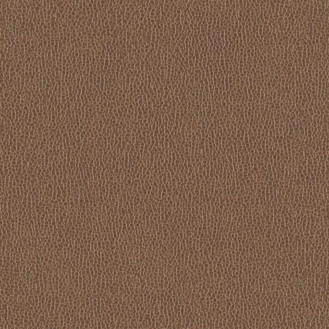 Arc-Com Santorini Mocha Solid Faux Leather Brown Upholstery Vinyl
