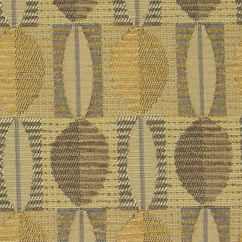 Upholstery Fabric Geometric Stripe Sequence Wheat Toto Fabrics