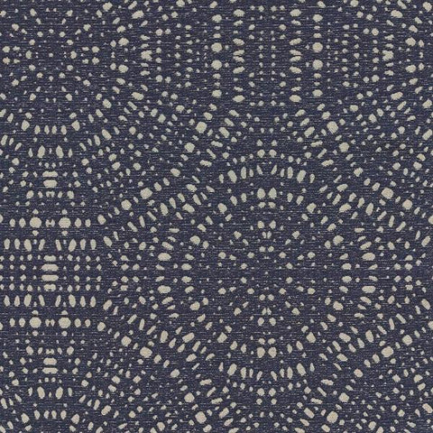 Arc-Com Upholstery Fabric Geometric Sequoia Midnight Toto Fabrics