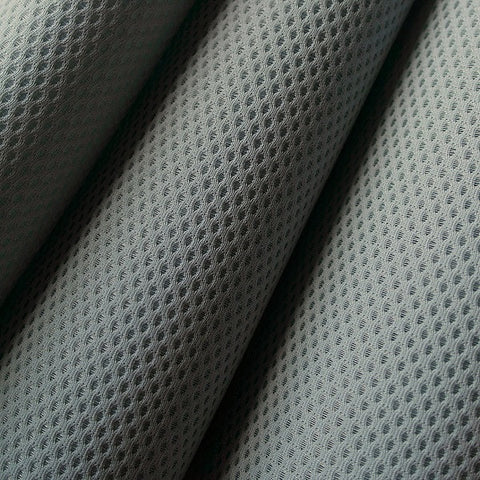 Upholstery Fabric Remnant Silk Mesh Ice Grey Toto Fabrics