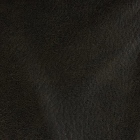 Swavelle Mill Creek Stallion Saddle Leather Grain Faux Suede Brown Upholstery Fabric