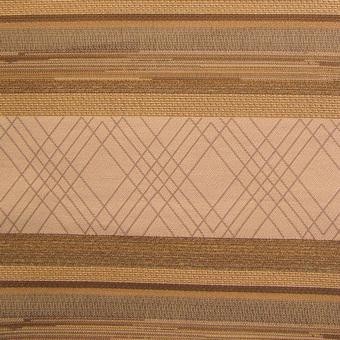 Upholstery Fabric Horizontal Awning Stripe Stereo Stripe Olympic White Toto Fabrics