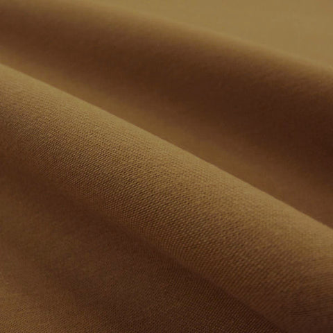 Upholstery Fabric Soft Solid Sterling Caramel Dye Lot 3 Toto Fabrics