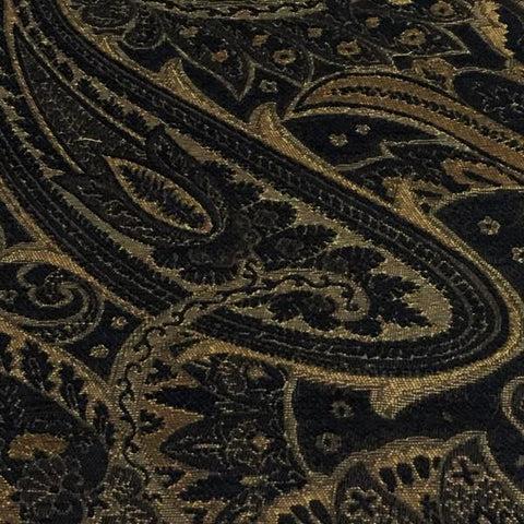 Swavelle Mill Creek Upholstery Fabric Paisley Stonehill Eclipse Toto Fabrics