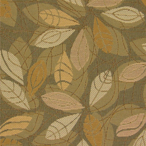 Upholstery Fabric Crypton Leaf Pattern Sway Sage Toto Fabrics