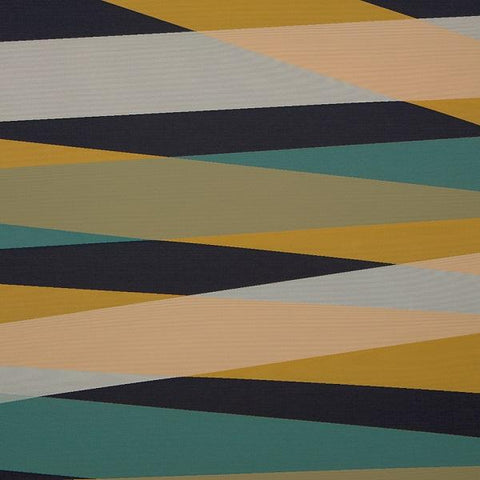 Maharam Taper Hut Yellow Upholstery Fabric 466413 006