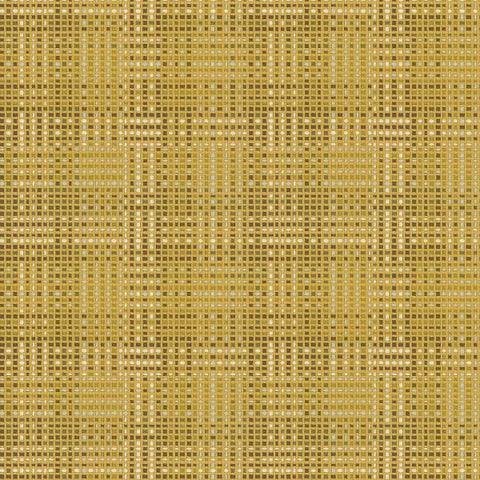 Pallas Tartan Fleck Plaid Yellow Upholstery Fabric