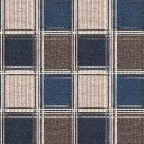 Arc Com Fabrics Upholstery Fabric Remnant The Plaid Baltic Toto