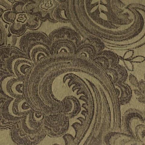 Swavelle Mill Creek Upholstery Fabric Paisley Tucson Saddle Toto Fabrics