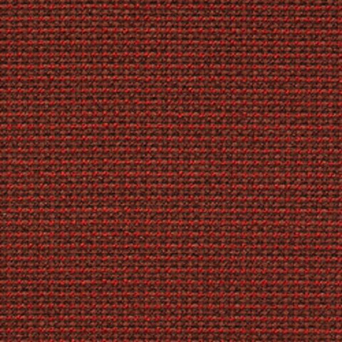 Maharam Twine Berry Check Red Upholstery Fabric