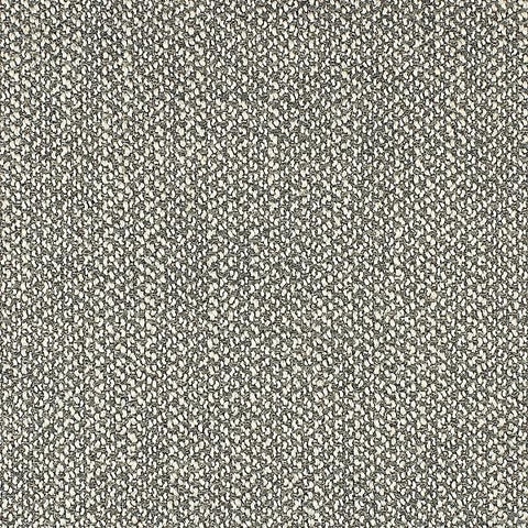 Remnant of HBF Twist White and Gray Upholstery Fabric