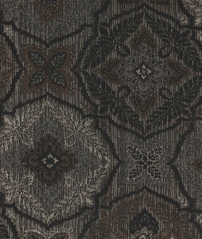 Upholstery Fabric Medallion Design Uncanny Metal Toto Fabrics