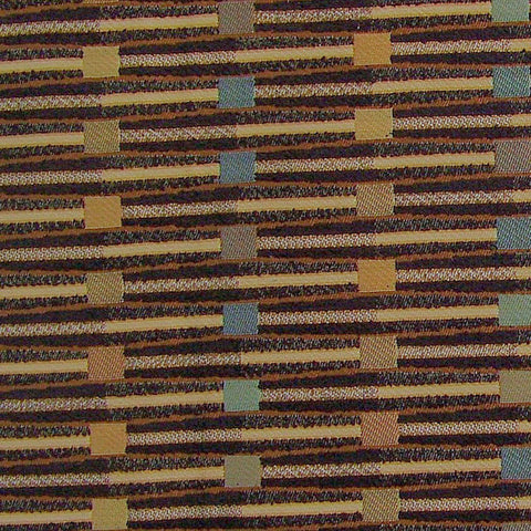 Upholstery Fabric Stripes And Squares Uptown Mineral Toto Fabrics