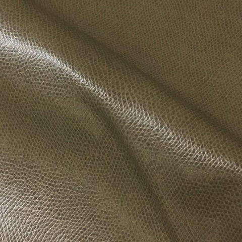 Designtex Vero Mocha Faux Leather Brown Upholstery Vinyl