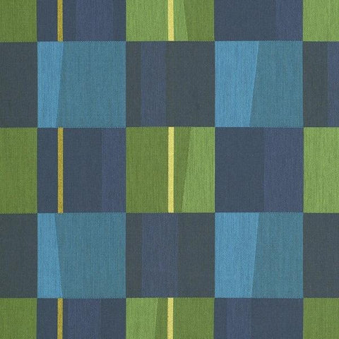 Maharam Wedge Kinder Blue Upholstery Fabric 466272 003