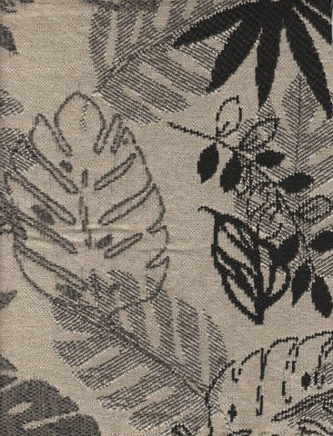 Upholstery Fabric Fall Botanical Design Wind Drift Oreo Toto Fabrics