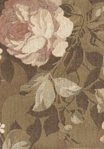Upholstery Fabric Floral Pattern Woburn Pebble Toto Fabrics