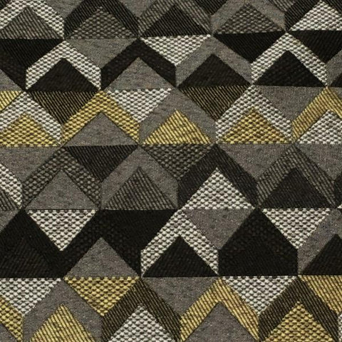 Upholstery Fabric Diamond Pattern Zinging Along Sepia Toto Fabrics