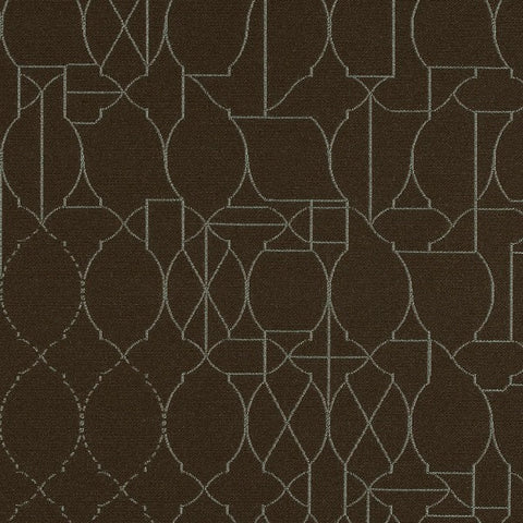 Maharam Fabrics Upholstery Fabric Abstract Geometric Ogee Vestige Till