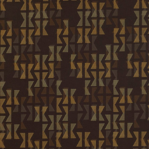 Remnant of Momentum Zola Midnight Black Upholstery Fabric