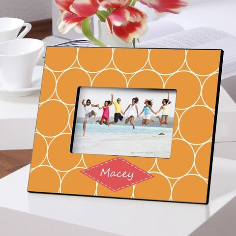 Color Bright Frames - Orange Melon