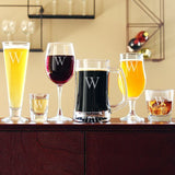 Personalized 6pc. Party Glassware Set