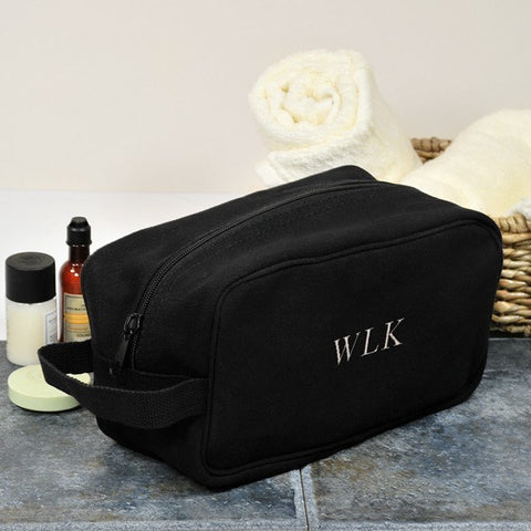Personalized Canvas Travel Bag