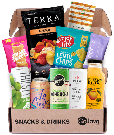Snacks and Drinks Box