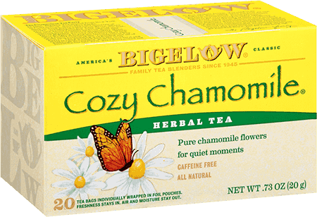 Bigelow - Cozy Chamomile (28 bags)