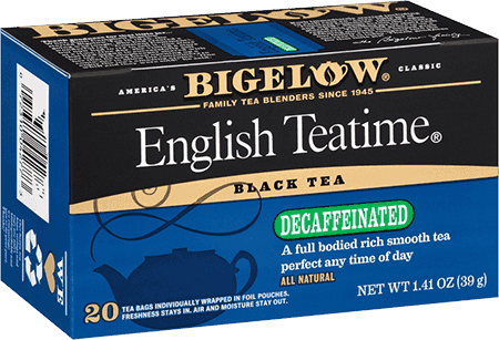 Bigelow - Decaf English Teatime (28 bags) - Tea - Tea Bags