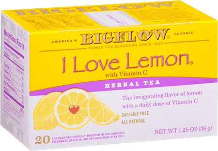 Bigelow - I love Lemon (28 bags) - Tea - Tea Bags