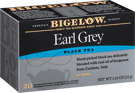 Bigelow - Earl Grey (28 bags) - Tea - Tea Bags