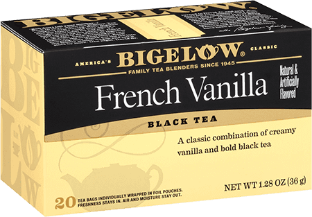 Bigelow - French Vanilla (28 bags) - Tea - Tea Bags