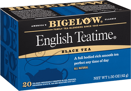 Bigelow - English Teatime (28 bags) - Tea - Tea Bags