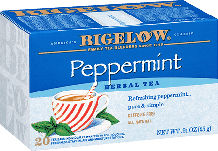 Bigelow - Peppermint (28 bags) - Tea - Tea Bags