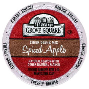 Grove Square - Spiced Apple Cider  (24 pack)