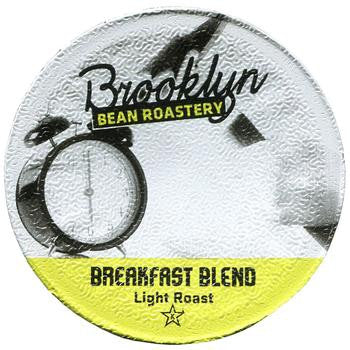 Brooklyn Bean - Breakfast Blend  (24 pack) - Coffee - Pod - Recycling