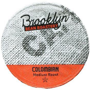 Brooklyn Bean - Colombian  (24 pack) - Coffee - Pod - Recycling