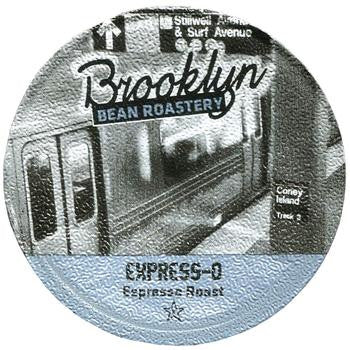 Brooklyn Bean - Express-O  (24 pack) - Coffee - Pod - Recycling