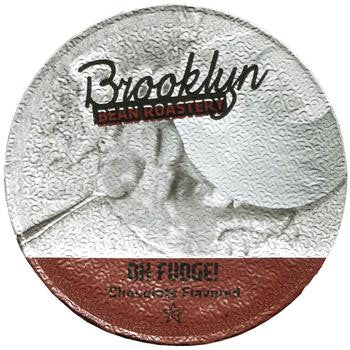 Brooklyn Bean - Oh Fudge  (24 pack) - Coffee - Pod - Recycling