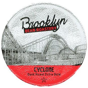 Brooklyn Bean - Cyclone  (24 pack) - Coffee - Pod - Recycling