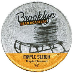 Brooklyn Bean - Maple Sleigh  (24 pack) - Coffee - Pod - Recycling