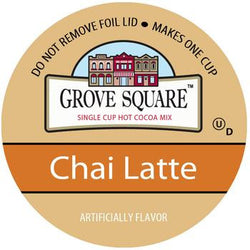 Grove Square - Chai Latte  (24 pack)