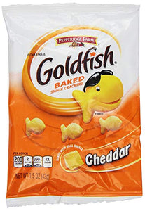 Goldfish Crackers (24x43g)
