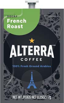 Alterra - DECAF French Roast ( 20 Pack )