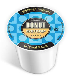 Authentic Donut Shop - Original Roast  (24 pack) - Coffee - Pod - Recycling